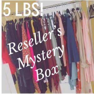 ✨5 LB MYSTERY RESELLER BOX ✨ Clothes & Accessories